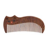 谭木匠梳子礼盒漆艺梳懒猫公主 木梳子 创意礼物 送女生 新品上市