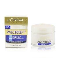 �W�R雅 L'Oreal 晚霜Skin-Expertise Age Perfect(熟�g肌�w) 70g