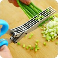 【新品特惠】创意家居小用品 韩国厨房神器懒人居家小百货 日常生活日用品剪刀