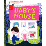 Baby's House (Little Golden Book) 宝宝的房子(金色童书) ISBN 97803758
