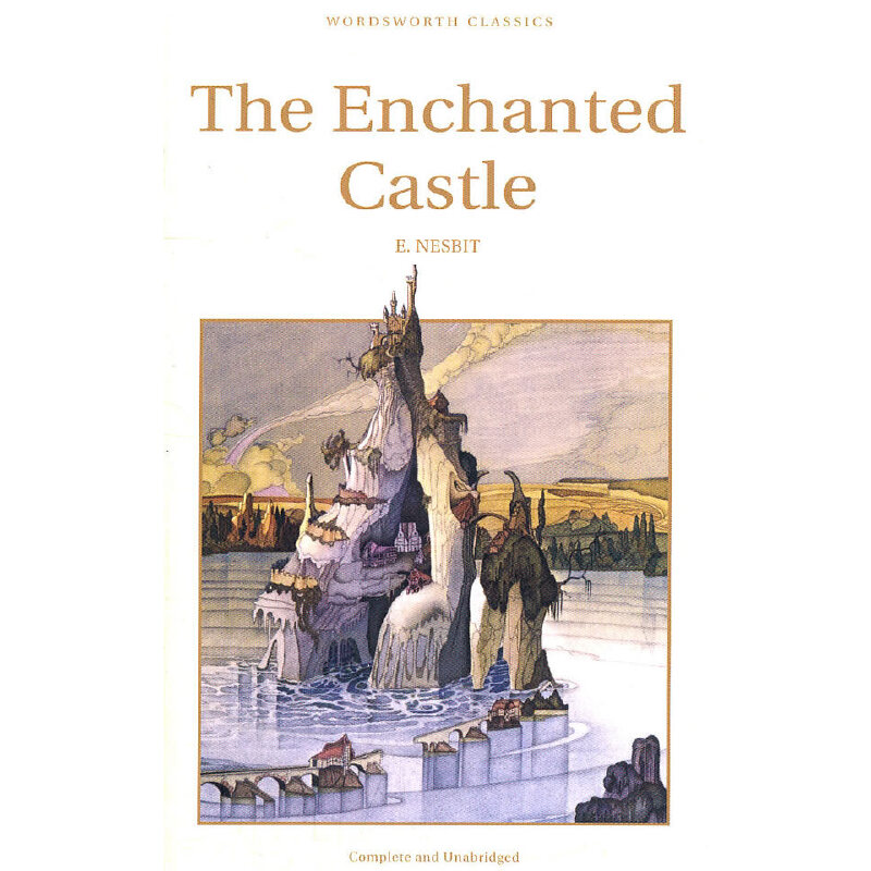Bechanted Castle 圣歌城堡(Wordsworth Classics) ISBN 9781853261299