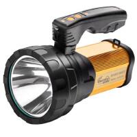 大功率家用车载手提led手电筒充电多功能探照灯强光远程户外打猎