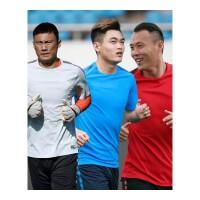 2018中超款足球训练服套装上港申花一方足球服运动健身短袖球衣