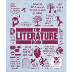 文学书 英文原版小说 英文版英文书 英文原版 The Literature Book (Big Ideas) DK