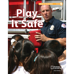 NGL美国国家地理学习Read on Your Own独立阅读系列 Grade 2 Play It Safe 小心翼翼