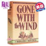 【中商原版】英文原版世界经典名著 gone with the wind 飘 乱世佳人精装 玛格丽特・米歇尔