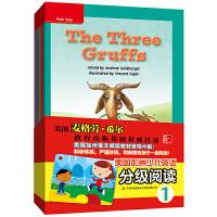 美国加州少儿英语分级阅读 培生儿童英语宝宝0-3-4-5-6岁幼儿园小学生一年级早教自然拼读口语带音频原版书启蒙教材中