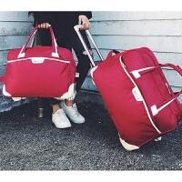 韩版拉杆箱包牛津布软旅行箱22学生轻便小型号18大容量26寸行李箱