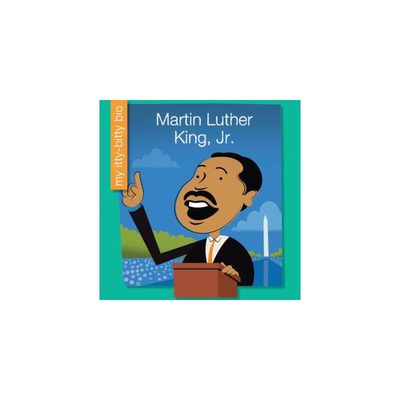 【预订】Martin Luther King, Jr. 预订商品,需要1-3个月发货,非质量问题不接受退换货。