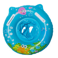 婴儿游泳圈腋下圈婴幼儿坐圈带把儿童宝宝浮圈加厚环保游泳
