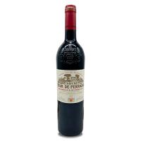 法国波尔格城堡干红葡萄酒 2013 750ml/瓶
