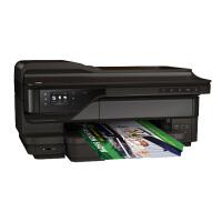 惠普7612无线复印扫描传真多功能 双面A3彩色喷墨打印机一体机
