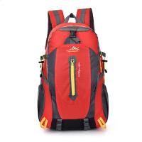 户外登山包男女旅行背包旅游双肩包运动包防水骑行包40L 40升