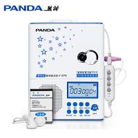 PANDA/熊猫 F-375复读机正品卡带机磁带机随身听儿童小学生初中U盘MP3有屏幕学习播放机放磁带的英语播放器