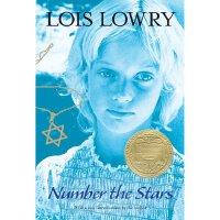 Number the Stars 数星星(1990年纽伯瑞金奖) ISBN9780547577098