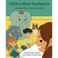 【预订】Casa Is Where the Heart Is: A Collection of Fables for