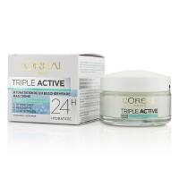 欧莱雅 L'Oreal 多效防护日用面霜(24小时补水)Triple Active-中性/混合性肌肤 50ml