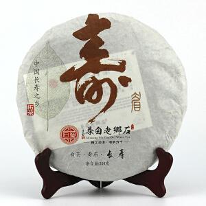 【一提 7片】2012年石郷白茶(高山生态-大寿)白茶 357克/片