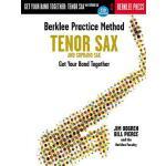 【预订】Berklee Practice Method: Tenor and Soprano Sax: Get You