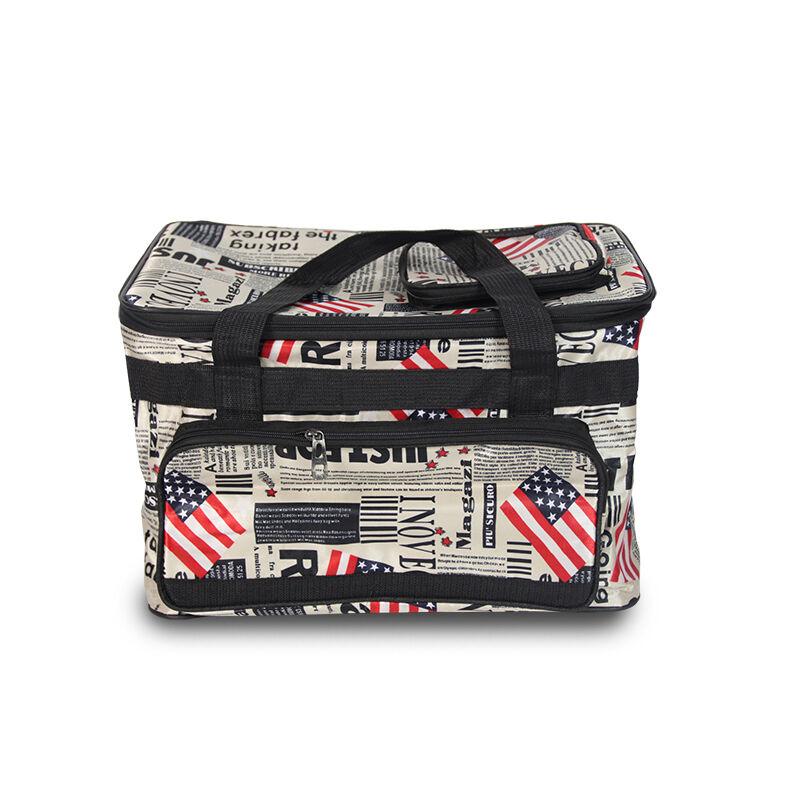 防水美术工具箱 工具箱容纳箱 帆布工具箱颜料箱 大号小号可选择