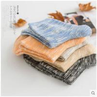 中筒袜棉袜秋季防臭袜运动袜纯色抽条潮袜长筒袜篮球袜秋冬男袜