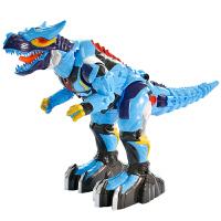 变形恐龙玩具金刚机器人遥控霸王龙大号益智汽车儿童玩具
