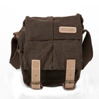 帆布单反相机包 防水摄影包 单肩通用包 斜挎帆布包