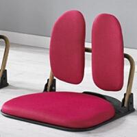 折叠床上椅无腿靠背椅懒人躺椅和室椅日式靠椅学生宿舍榻榻米凳子