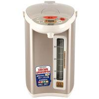 象印ZOJIRUSHI电热水壶微电脑家用快速加热保温电热水壶电热水瓶 CD-WBH40C CT粉棕