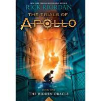 【预订】The Trials of Apollo, Book One: The Hidden Oracle