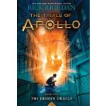 【预订】The Trials of Apollo, Book One: The Hidden Oracle