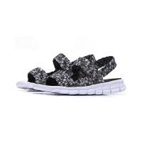 Skechers斯凯奇女童休闲鞋2018夏季新款轻便舒适编织凉鞋664082L