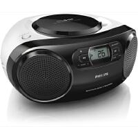 Philips/飞利浦 AZ330T 无线蓝牙音箱CD机U盘播放器胎教学习机 CD、U盘播放器