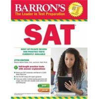 Barron's SAT, 27th Edition (Barron's Sat (Book Only))