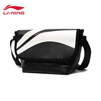 李宁单肩包男女同款2020新款运动时尚系列运动包ABSQ328