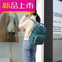 2018时尚韩版妈咪包多功能大容量妈妈包宝妈母婴包外出妈妈包时尚