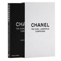 Chanel The Karl Lagerfeld Campaigns 香奈儿 卡尔拉格斐运动 时尚服装服饰设计作品集