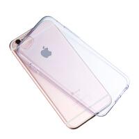 麦多多 苹果6手机壳防摔硅胶软iphone6s保护套4.7寸薄透明男女