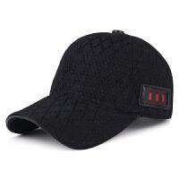新款韩版潮男士户外休闲运动棒球帽女士遮阳防晒鸭舌帽子