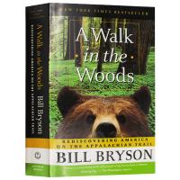 正版 A Walk in the Woods 林中漫步 偏跟山过不去 英文原版 比尔布莱森美国徒步旅行游记 英文版书 B