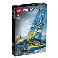 【当当自营】LEGO乐高积木 机械组 Technic系列 42105 2020年1月新品8岁+ 漂浮双体船