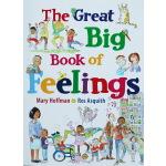 各种各样的感觉 英文原版绘本 The Great Big Book of Feelings 玛丽霍夫曼 超级感觉大书