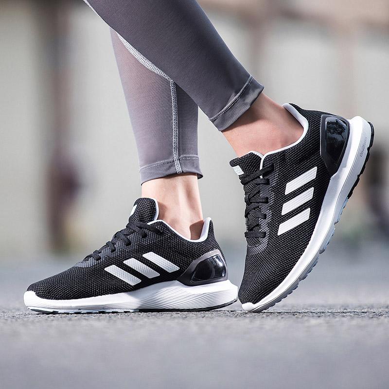 adidas阿迪达斯女子跑步鞋透气休闲运动鞋B44888欢庆元宵满300减30 满600减60 满900减90