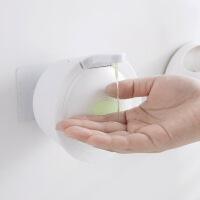 居家家壁挂沐浴露洗发水按压瓶浴室洗手液沐浴液瓶子卫生间乳液瓶