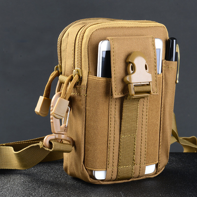 鼠奎特 配件包 挂件6.0寸手机腰包战术单肩背包挂包 发货周期:一般在付款后2-90天左右发货,具体发货时间请以与客服协商的时间为准
