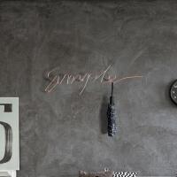 北欧simple字母装饰挂钩创意ins铁艺现代简约衣帽架壁挂钥匙壁饰