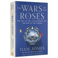 现货正版 The Wars of the Roses 玫瑰战争 英文原版 金雀花王朝的衰落与都铎王朝的崛起 英国历史全英