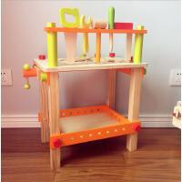 木质拆装拼装螺母百变组合积木仿真工作椅儿童早教益智动手玩具