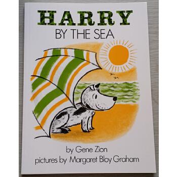 顺丰发货 Harry by the Sea 哈利海边历险记 Gene Zion(基恩·锡安)世界绘本经典的小狗形象,可爱、俏皮、有主见 家长们推荐的经典有趣故事书