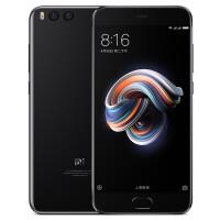 【当当自营】小米 Note3 亮黑 6GB+128GB 全网通 移动联通电信4G手机 双卡双待